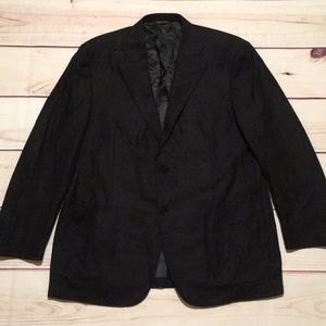 Canali wool suit jacket size US 46 Euro 56